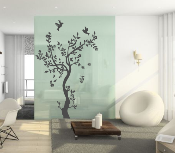 wandtattoo baum 2. Black Bedroom Furniture Sets. Home Design Ideas