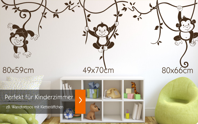 kinder wandtattoo m belideen. Black Bedroom Furniture Sets. Home Design Ideas