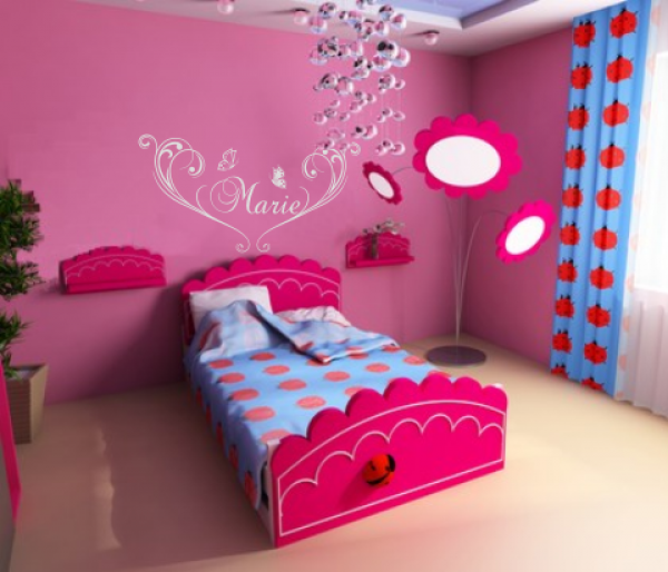 wandtattoos wandspr che wanddeko. Black Bedroom Furniture Sets. Home Design Ideas
